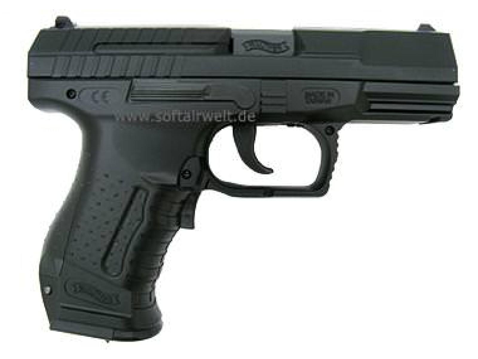 The Walther P99- Double Action Only